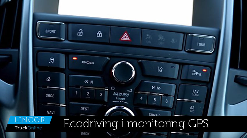 ecodriving i monitoring gps