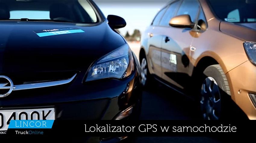 Lokalizator GPS samochodu