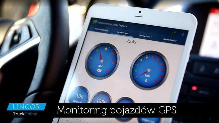 Monitoring GPS autobusów