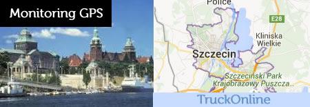 monitoring gps szczecin