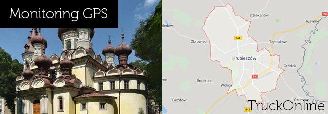 monitoring gps hrubieszów