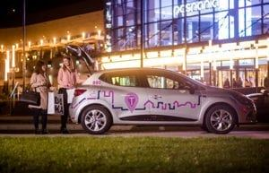 carsharing by LINCOR
