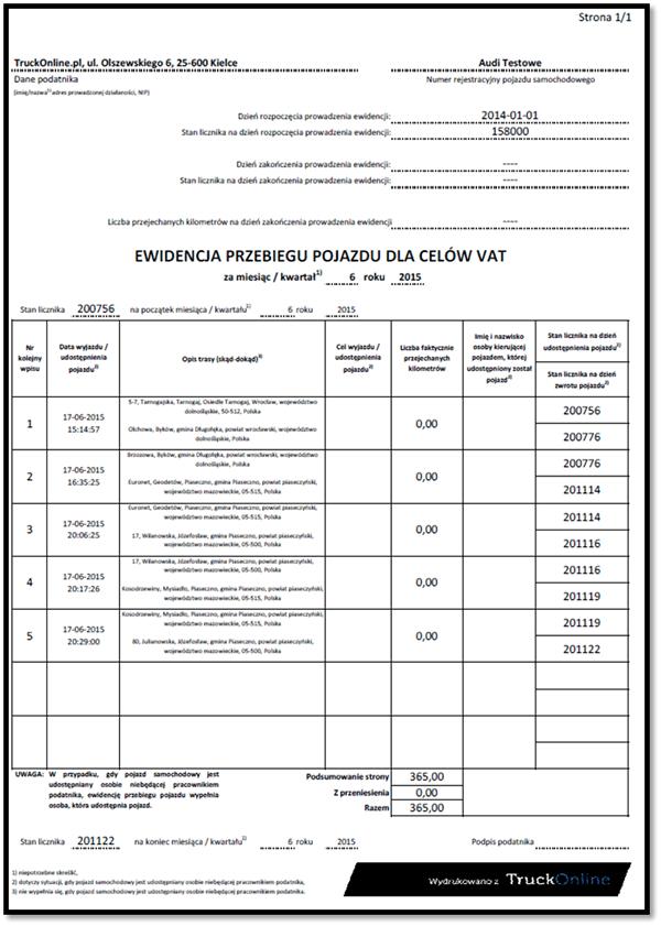ewidencja-pojazdu-VAT-CIT