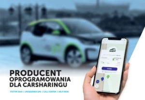 Carsharing producent oprogramowania winnogyGO!