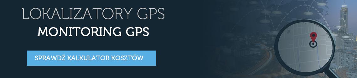 Lokalizatory GPS domonitoring GPS